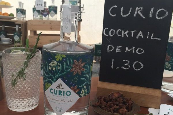 Curio Cocktail - Curio