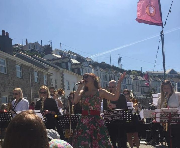 Cornish Roots Big Band