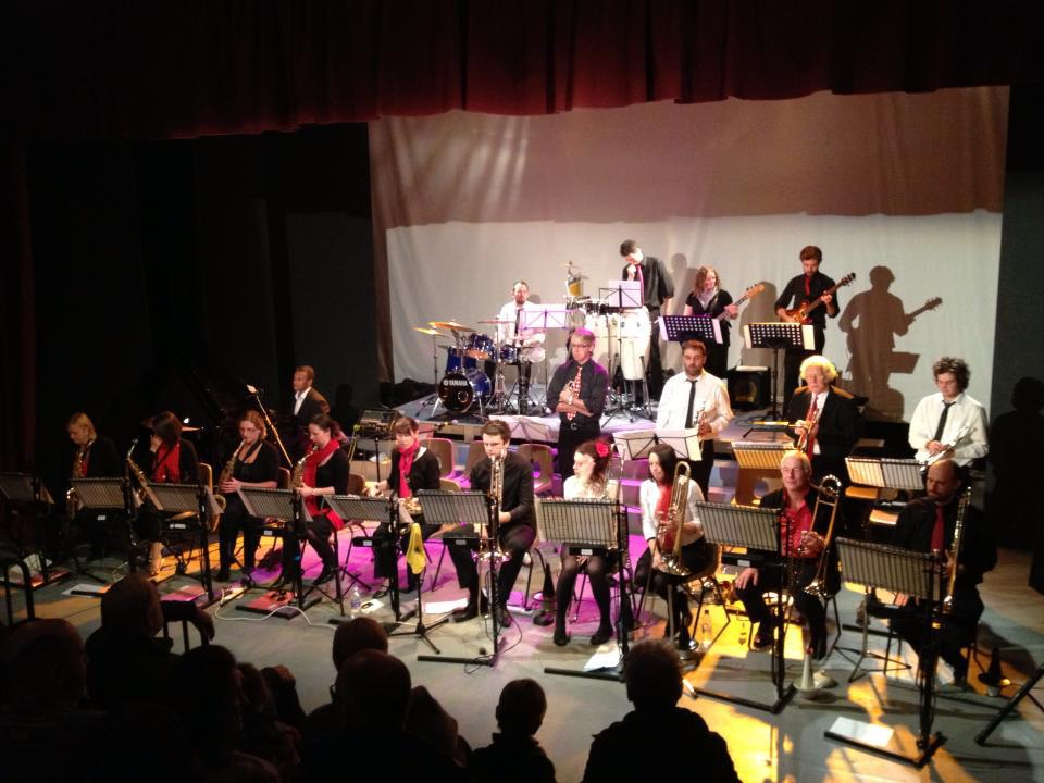 Cornish Roots Big Band