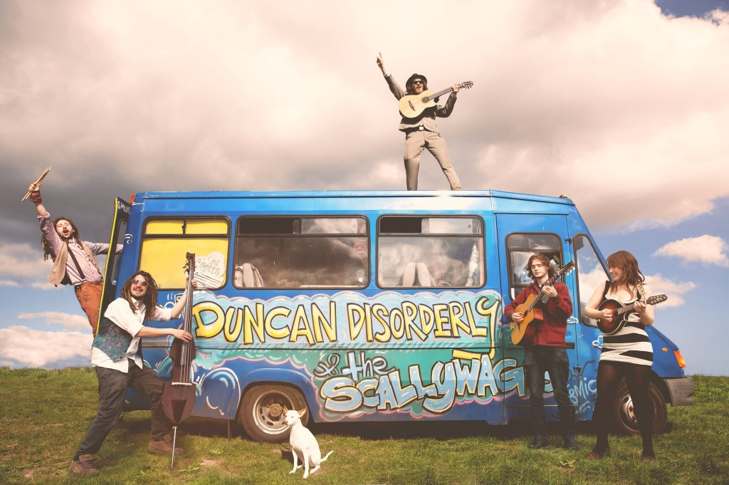 Duncan Disorderly & The Scallywags