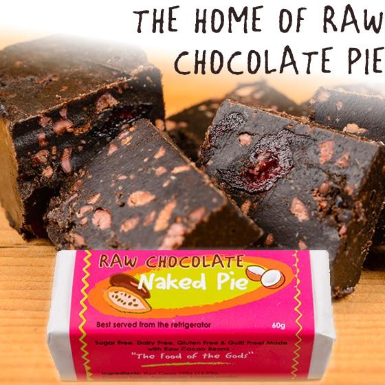 The Raw Chocolate Pie Company