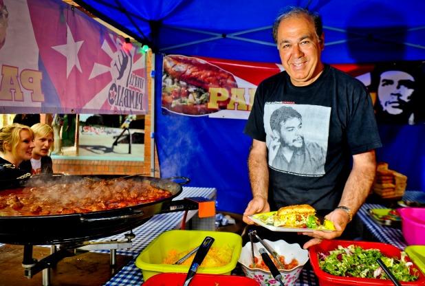 World Food Street food