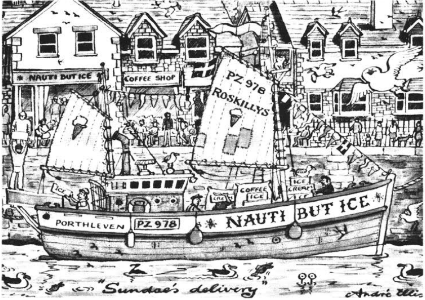 Nauti But Ice
