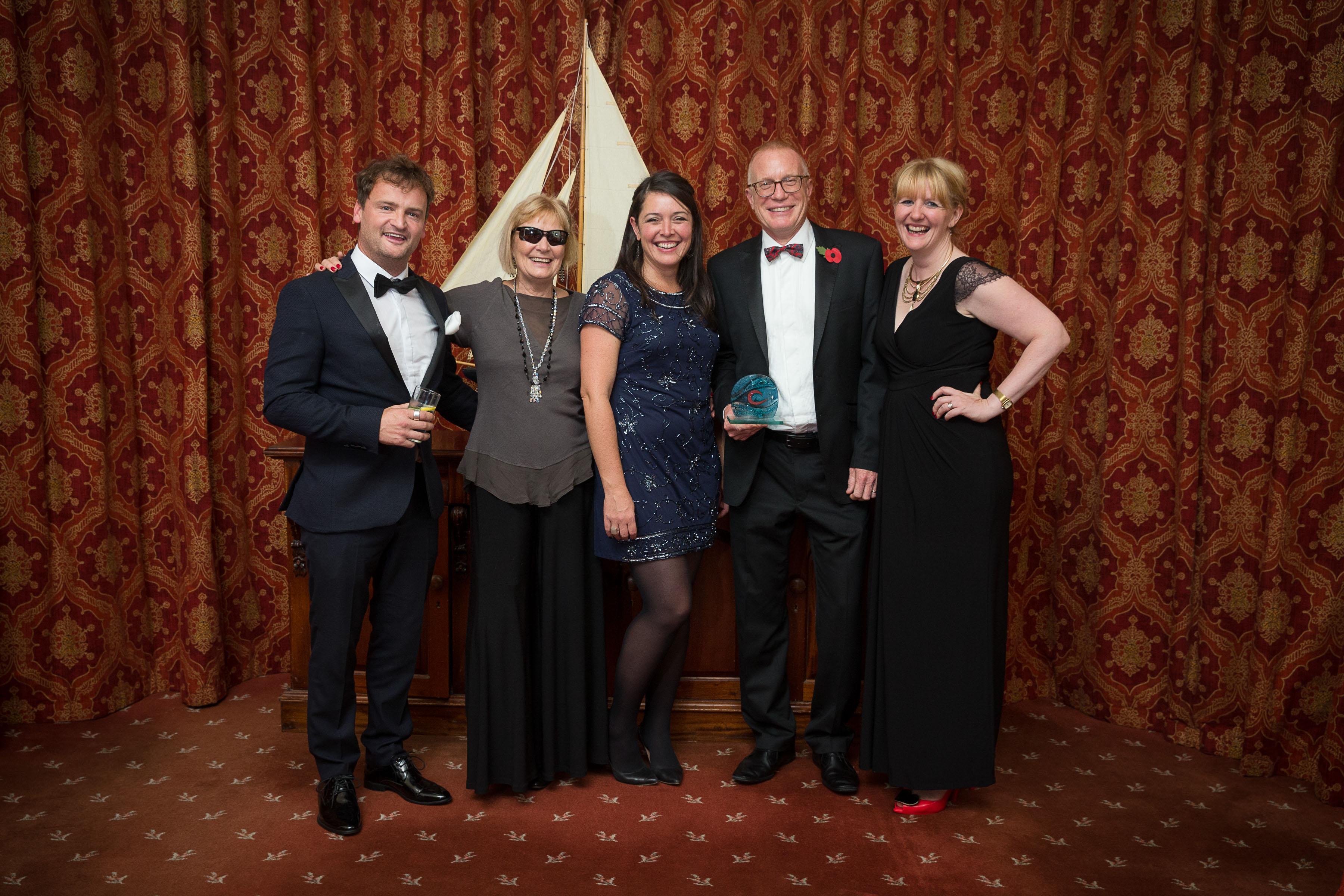 Cornwall Tourism Awards Winners