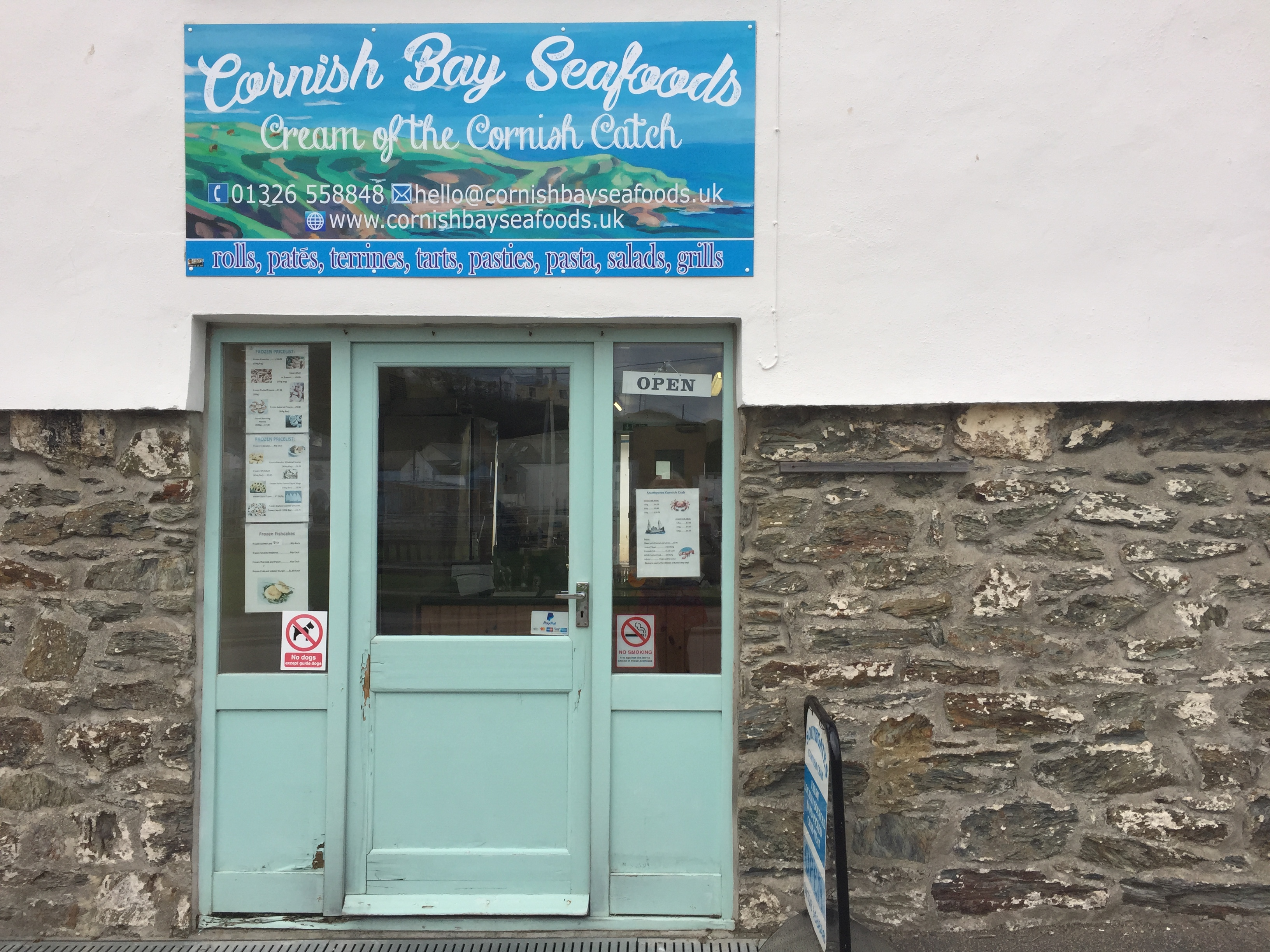 Cornish Bay Seafoods