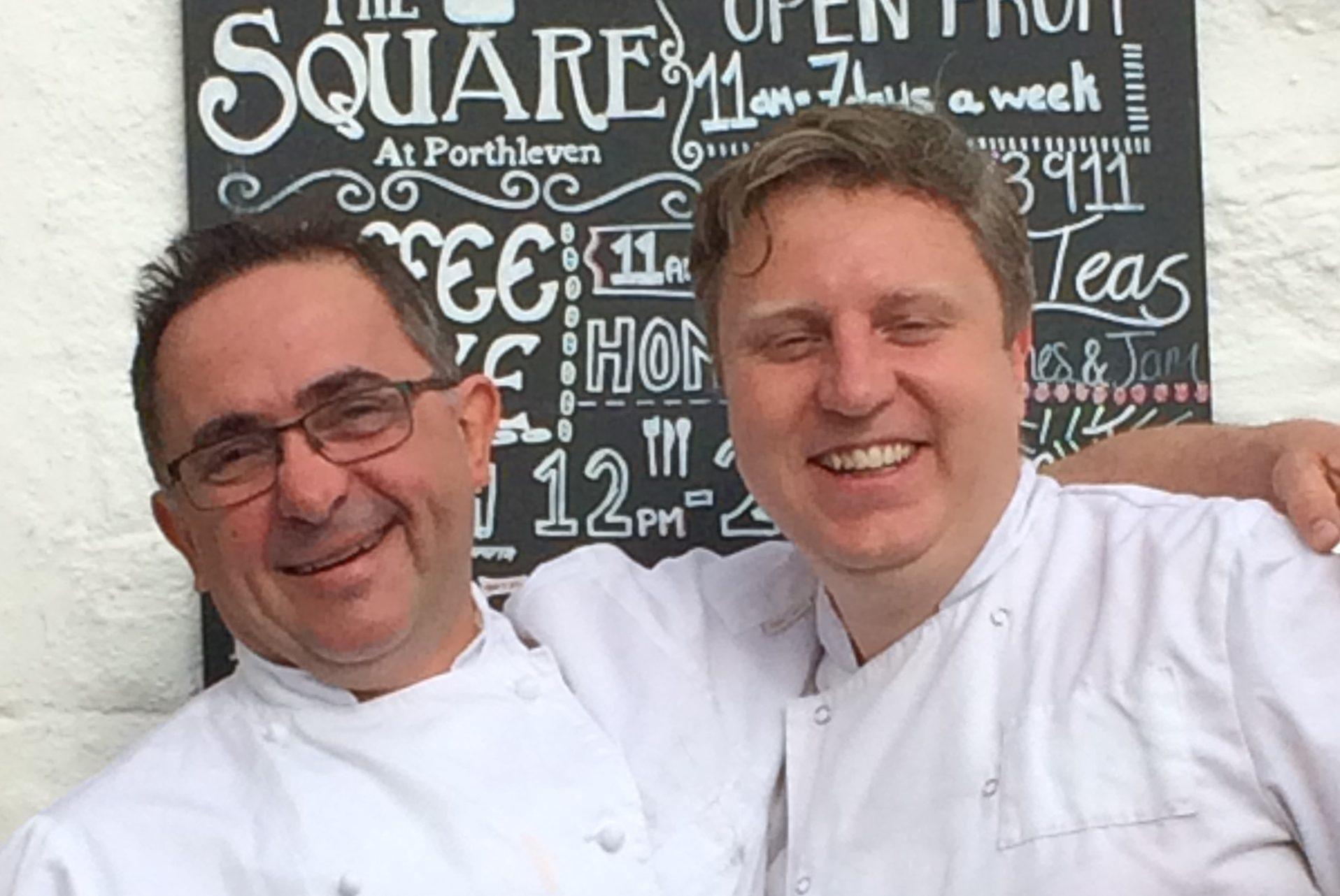 Stew Eddy & Bryok Williams – The Square