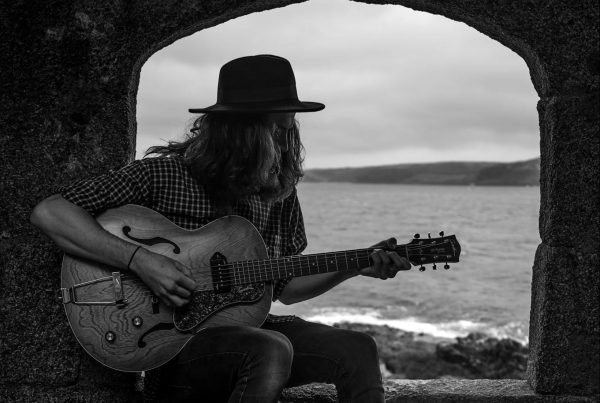 Hannigan will be playing at Porthleven Food Festival