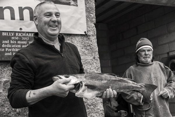 Porthleven Fisherman