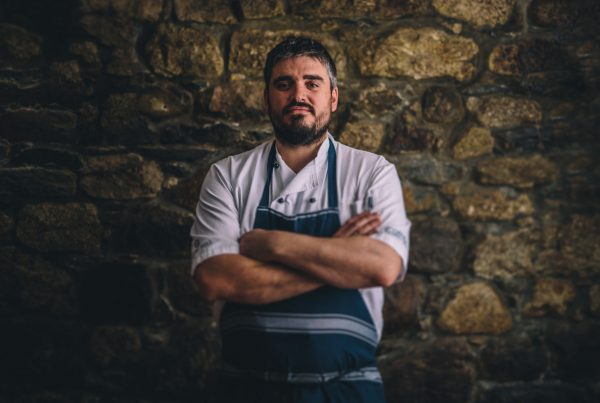 Chef Ben Prior will cook at Porthleven Food Festival 2019