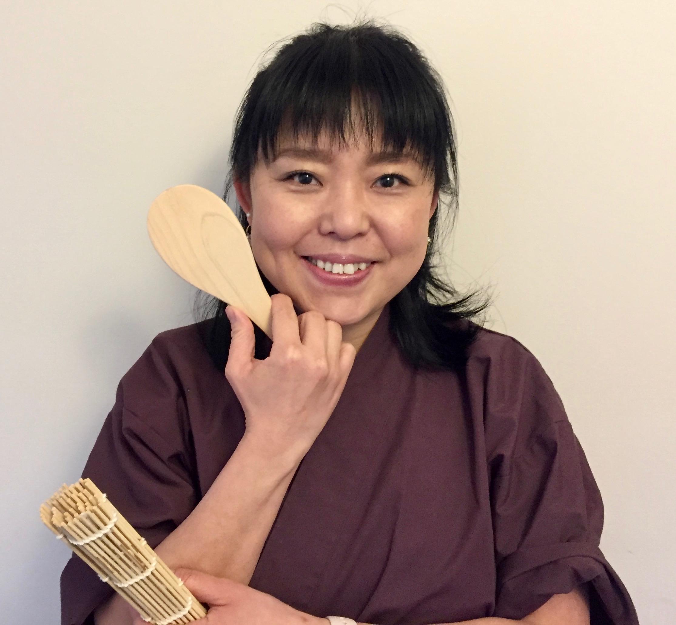 Naoko Kashiwagi