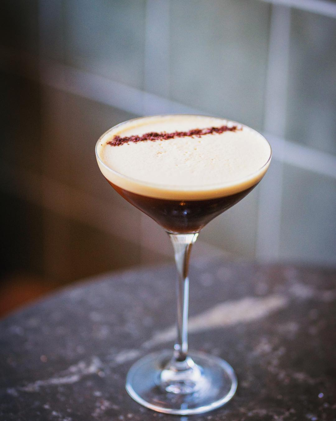Origin cocktail