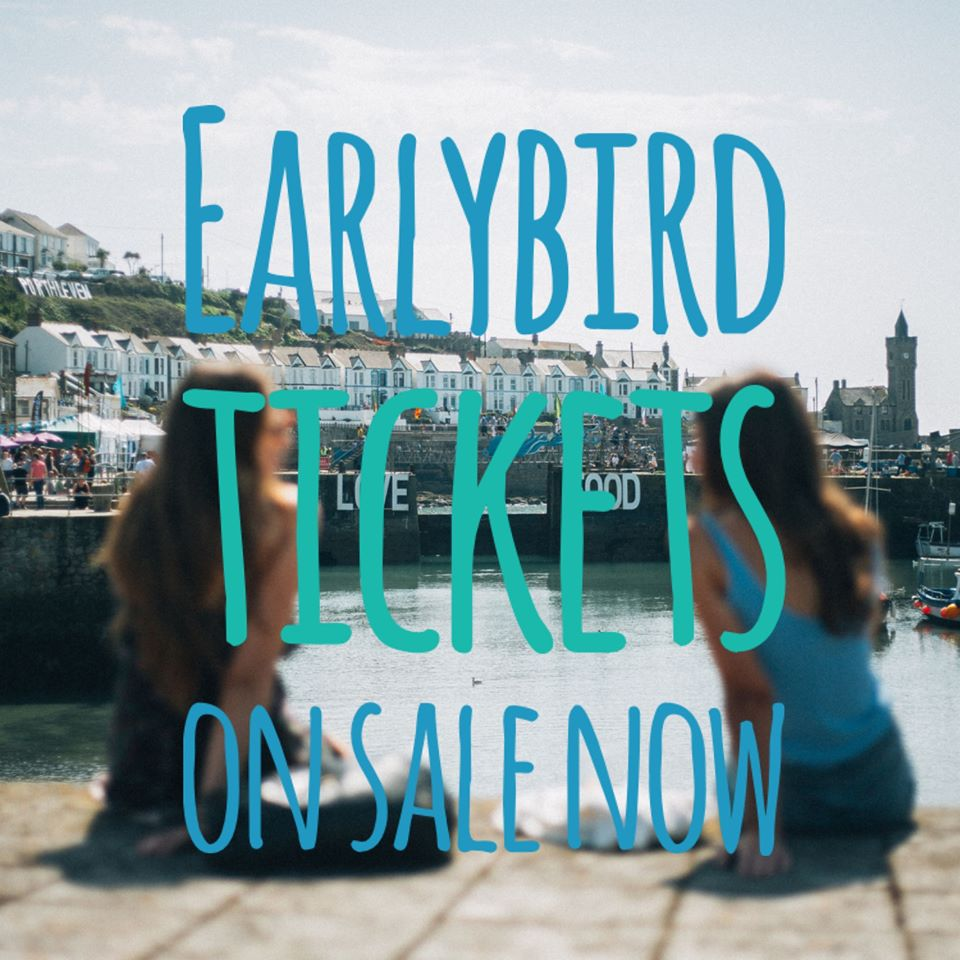 Limited number of Earlybird Tickets on sale
