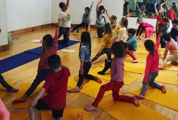 Kids Yoga Cornwall