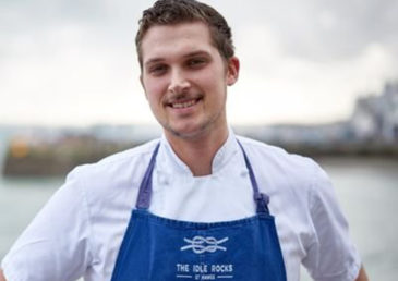 Chef Tim Kendall will appear at the 2020 Porthleven Food Festival
